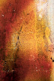 Spalling Color Background Stock Photography