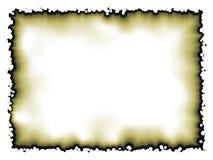 spalony papier ilustracja wektor
