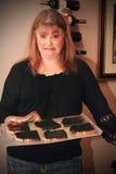 spalony tost Fotografia Stock