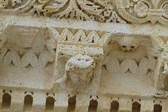 Spalte - Detail - Mercur lizenzfreie stockbilder