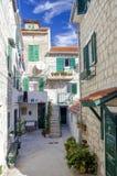 Spalte, Kroatien Lizenzfreie Stockfotografie