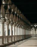 Spalte in Venedig Italien Lizenzfreie Stockfotografie