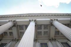 spalten Lizenzfreies Stockfoto