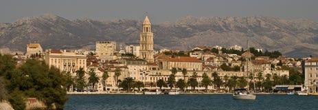 Spalten Sie, Kroatien auf Stockfoto