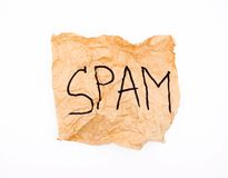 SPAM. Stock Photography