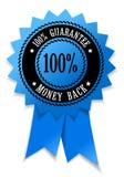 Spamp traseiro do dinheiro Fotografia de Stock Royalty Free