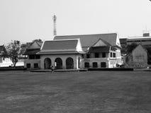 Spana Club Building Royaltyfri Foto