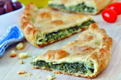 Spanakopita Stock Photography