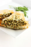 Spanakopita Stock Photos