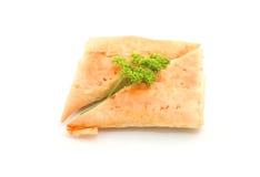 Spanakopita triangles Stock Image