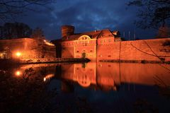 Spandau citadel Stock Photography