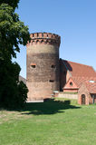 Spandau Citadel. Watchtower. Stock Photo