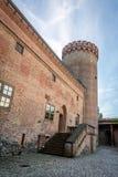 Spandau citadell (Spandauer Zitadelle) i Berlin, Tyskland Royaltyfria Bilder