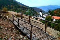 Spania Dolina Royalty Free Stock Photography