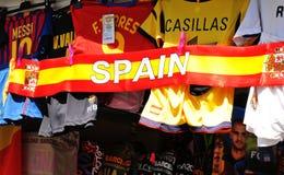 Spanien Royaltyfri Foto
