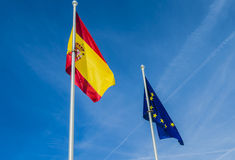 spanien Lizenzfreies Stockfoto