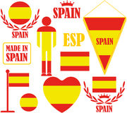 spanien Lizenzfreie Stockfotos