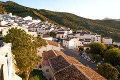 SPANIEN, ANDALUSIEN ZAHARA: Lizenzfreie Stockfotografie