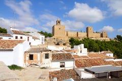 Spanien - Antequera Stockbild