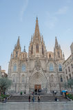 Spanien - Barcelona Arkivfoto