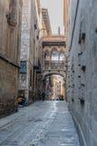 Spanien - Barcelona Royaltyfri Fotografi