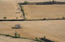 Spanien, die Landschaft von Katalonien Lizenzfreie Stockbilder