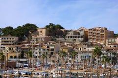 Spanien-Fischerboote Stockfotografie