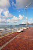 Spanien. Kanariefågelöar. Gran Canaria ö. Las Palmas de Gran C Royaltyfri Fotografi