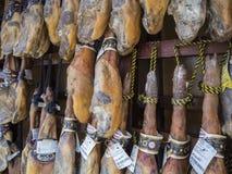 Spanien kanariefågelöar, Tenerife, Santa Cruz de Tenerife, Decembe arkivfoton