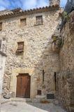 Spanien, Katalonien, Girona, Kumpel Lizenzfreie Stockfotos