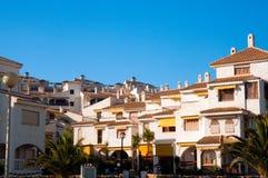 Spanien-Kondominium Lizenzfreie Stockfotografie
