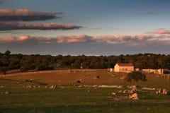 Spanien-Landschaft Lizenzfreie Stockfotos