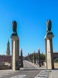 spanien Saragossa Lizenzfreies Stockbild