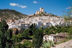 Spanien-Schloss Lizenzfreie Stockfotografie