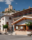 Spanien-Schloss Lizenzfreies Stockbild