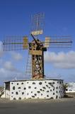 Spanien vind maler arkivbilder