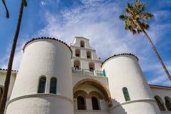 Spanische Architektur stockbild