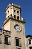 Spanische Architektur Stockbilder