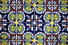 Spanische Fliese Stockbild