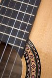 Spanische Gitarre Lizenzfreie Stockfotografie
