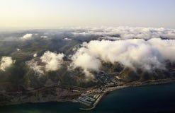 Spanische Küste lizenzfreie stockfotografie