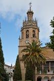 Spanische Kirche stockfoto