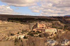 Spanische Landschaft Lizenzfreie Stockbilder