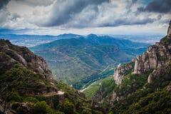 Spanische Landschaft Lizenzfreies Stockfoto
