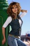 Spanische Schönheit Lizenzfreie Stockfotografie