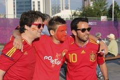 Spanische und portugiesische Gebläse Lizenzfreies Stockfoto