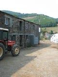 Spanischer Bauernhof Stockfoto