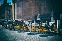 Spanischer Bestimmungsort, Sevilla Lizenzfreie Stockbilder