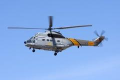 Spanischer Luftwaffen-Puma Lizenzfreie Stockfotografie