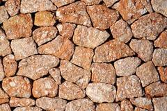 Spanischer Stein stockfotografie